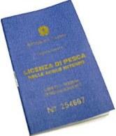 Licenza di pesca acque interne -  Napoli