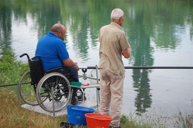 pesca disabili